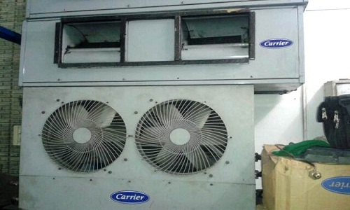 Ductable Carrier Industrial AC